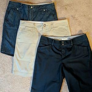 Dockers Bermuda Shorts (3)!
